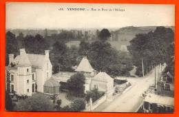 VENDOME -  Rue Et Pont De L' Abbaye  ( L65 ) - Vendome