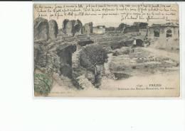 83 FREJUS Intérieur Des Ruines Romaines , Les Arènes - Frejus