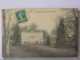 (77) - DAMPMART - LE CHATEAU, VUE DE DERRIERE - Autres Communes