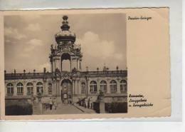 DRESDEN-ZWINGER KEONENTSE   OHL - Dresden
