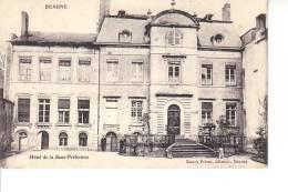 Beaune : Hôtel De La Sous-préfecture (Edit. Ronco Frères, Beaune) - Beaune