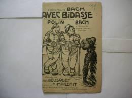 AVEC BIDASSE  ILLUSTRATION L POUSTHOMIS - Documents