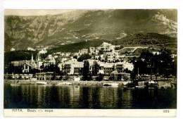 Jalta, Krim, Ansicht Vom Meer Her, Ukraine - Ukraine