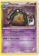 CARTE POKEMON   MIASMAX      PV 100     TRES BEL ETAT  RARE - Pokemon