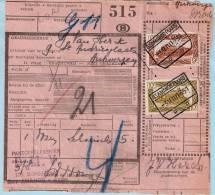 Spoorwegdoc, Afst. ST AMANDS PUURS 03/08/1951 - 1942-1951