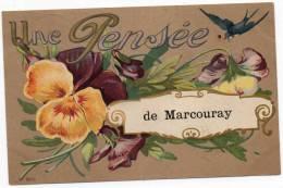 24272 -    Une  Pensée  De  Marcouray    Envoyé  De  Marcour - Unclassified