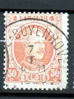 COB 199 Houyoux Oblitération HALLE - BOYENHOVEN - 1922-1927 Houyoux