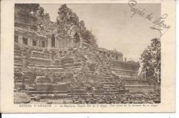 CAMBODGE - Ruines D'ANGKOR - Le Baphuon
