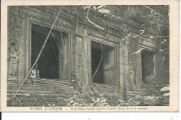 CAMBODGE - Ruines D´ANGKOR - Prah-Khan - Cambodia