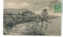 CPA ITALIE / Ventimiglia  PANORAMA Saluti Da Ventimiglia - Imperia