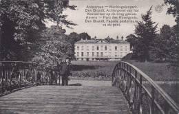 Anvers 408: Parc Des Rossignols. Den Brandt , Façade Postérieure Vu Du Pont - Antwerpen