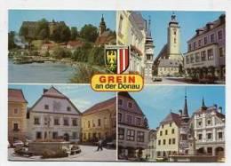 AUSTRIA - AK 154709 Grein An Der Donau - Zonder Classificatie