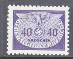 German Occupation Poland NO  23   * - Occupation 1938-45