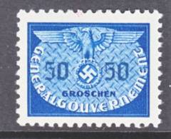 German Occupation Poland NO  24   * - Occupation 1938-45