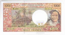 Polynésie Française / Tahiti - 1000 FCFP / W.050 / 2013 / Signatures: De Seze-Noyer-Besse - Neuf / Jamais Circulé - Papeete (Polynésie Française 1914-1985)