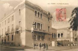 TUNIS  LE  PALAIS DE JUSTICE - Tunesien