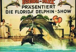 EUROPA-PARK - Freizet Und Familienpark - RUST/BADEN - Florida Delphin-Show - 2 Scans - Allemagne