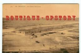 64 - BIARRITZ - RARE VISUEL Des BAINS NOUVEAUX - VOITURE AUTOMOBILE ANCIENNE Sur Le PARKING - Biarritz