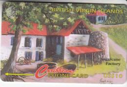 British Virgin Islands- 218CBVB - CULTURAL HERITAGE - Isole Vergini