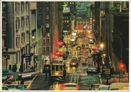 BUSY CABLE CARS....... - San Francisco