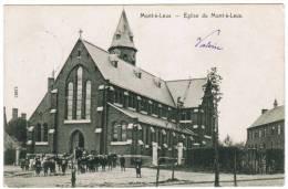 Moeskroen, Mouscron, Mont à Leux, Eglise Du Mont A Leux (pk11922) - Mouscron - Moeskroen