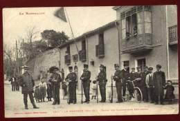 Cpa  Du 66  Le Perthus  Poste Des Carabiniers  Espagnols   PUO16 - Francia