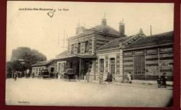 Cpa  Du  78  Conflans Ste Honorine La Gare      PUO16 - Conflans Saint Honorine