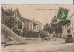 Neffies. Avenue De La Gare. - Otros Municipios