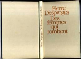 - DES FEMMES QUI TOMBENT . PAR P. DESPROGES . EDITIONS DU SEUIL 1985 . - Livres, BD, Revues