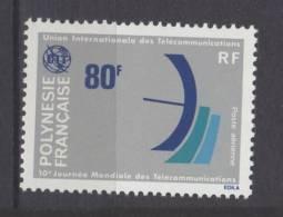 Polynésie PA N° 136 Luxe ** - Airmail