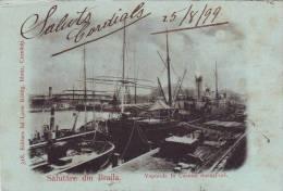 Romania - Braila Vapoare In Bazinul Docurilor - Roumanie - Romania