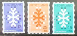 Nederland 1969: Kankerbestrijding*** (MNH) - Period 1949-1980 (Juliana)