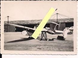 Villacoublay France 1935 Moto Planeur Sfm Et Hydravion  Aviation Avion Armée De L´air - Aviation