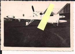 Villacoublay France 1935 Dewoitine 500 Chasse  Aviation Avion Armée De L´air - Aviation