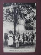 CPA 45 ORLEANS Ecoles De Plein Air Et De Soleil 1920 TOP ANIMEE ENFANTS Filles Le Grimper EDUCATION PHYSIQUE SPORT - Orleans