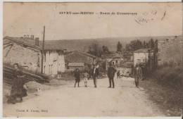 Sivry-sur-Meuse. Route De Consenvoye. - Otros Municipios