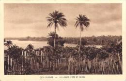 Afrique > Côte-d´Ivoire - La Lagune Près De DABOU (Editions :Société Des Missions Evangéliques )*PRIX FIXE - Côte-d'Ivoire
