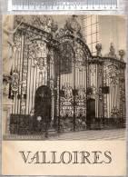 80 ABBAYE DE VALLOIRES (ARGOULES) JACQUES DURANDEAUX Exemplaire Numéroté 1953 - Picardie - Nord-Pas-de-Calais