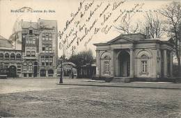 BRUXELLES : L'Entrée Du Bois - TRES RARE VARIANTE - Cachet De La Poste 1907 - Lanen, Boulevards