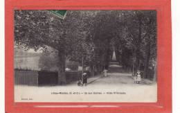 LIMAY-MANTES (78) / Ile Aux Dames / Allée Principale / Animation - Limay