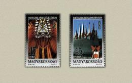 Hungary 1993. EUROPA CEPT Complete Set MNH (**) Michel: 4241-4242 / 4 EUR - Nuovi