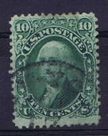 USA:1861 Scott 68 Used, - 1847-99 Algemene Uitgaves