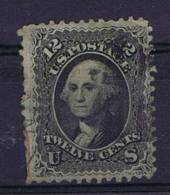 USA:1861 Scott 69 Used, - 1847-99 Algemene Uitgaves