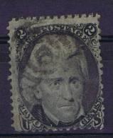 USA:1861 Scott 73 Used, - 1847-99 Algemene Uitgaves