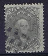 USA:1861 Scott 78B Used, - 1847-99 Algemene Uitgaves