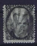 USA:1861 Scott 87 E  Used, - 1847-99 Algemene Uitgaves