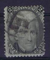 USA:1861 Scott 93  Used, - 1847-99 Algemene Uitgaves