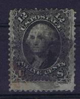 USA:1861 Scott 97  Used, - Gebruikt