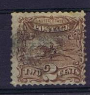 USA:1869 Scott 113  Used, - Gebruikt