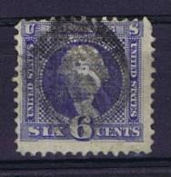 USA:1869 Scott 115  Used, - 1847-99 Algemene Uitgaves